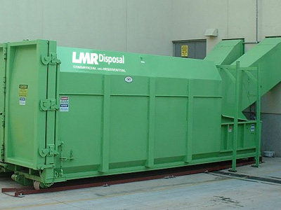 Industrial Dumpster Service