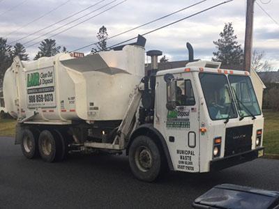LMR Disposal Truck
